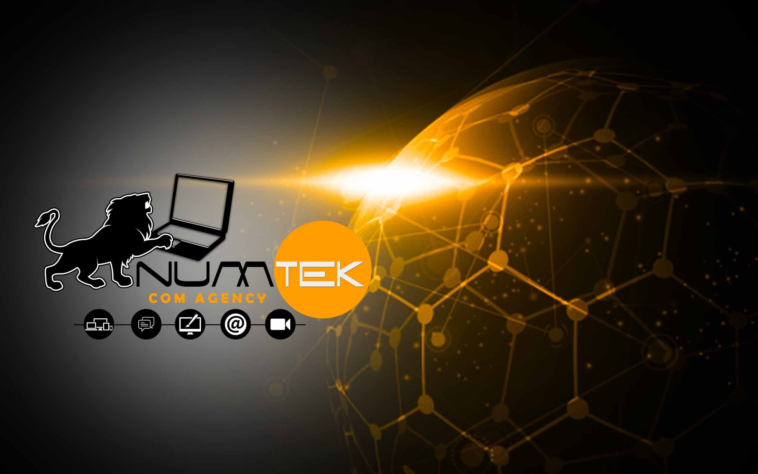 Département de Marketing et Communication Digitale de NUMTEK GROUP